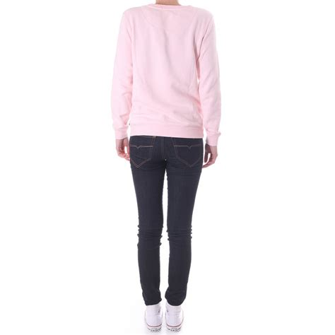 25533 Otakon Discount Code by Maison Scotch Womens Woke Up In Paradise Sweat Pink