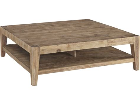 reclaimed dining table casana weathered acacia 46 39 39 square coffee table