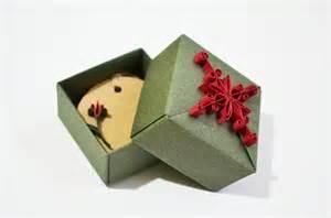 origami christmas gift box by reversecascade on deviantart