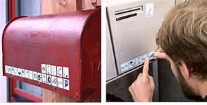Etiquette Pour Boite Aux Lettres : des stickers pour vos objets pr ter ~ Dailycaller-alerts.com Idées de Décoration