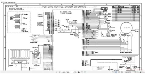 cummins power generation pcc2100 system schematic auto repair manual forum heavy