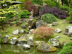 cascade bassin de jardin 27 idees creer votre havre de paix With photos de bassins de jardin 9 pas japonais couleur jardin