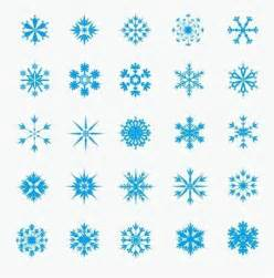 Frozen Ice Crystals Clip Art