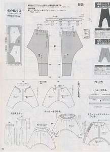 harem pants pattern instructions like pinterest With harem pants template