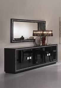Buffet Avec Miroir : buffet miroir moderne id es de d coration int rieure french decor ~ Teatrodelosmanantiales.com Idées de Décoration