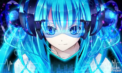 Hatsune Miku Anime Wallpaper - 6250 hatsune miku hd wallpapers background images