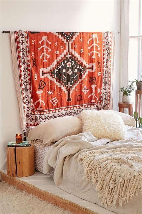 tapestry bedroom ideas  pinterest tapestry