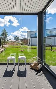 Sonnenrollo Für Terrasse : windschutz f r terrasse und balkon w hlen 20 ideen und tipps ~ Frokenaadalensverden.com Haus und Dekorationen