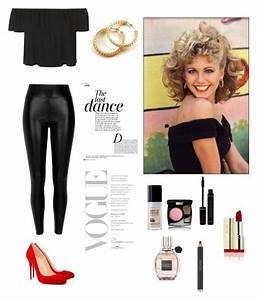"Olivia Newton-John Inspired ""Grease""Outfit 