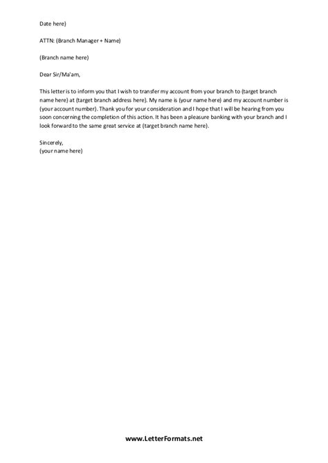sample letter  request  transfer   school