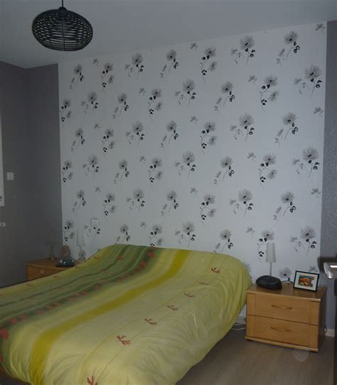 papier peint 4 murs chambre papier peint chambre adulte