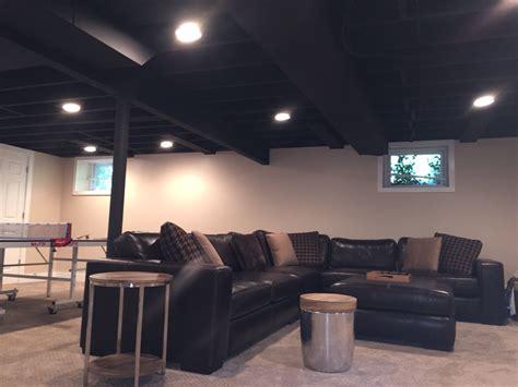 Best Lighting For Basement Design  Jeffsbakery Basement
