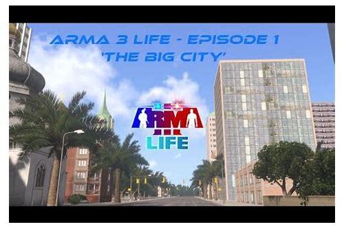 arma 3 life download free