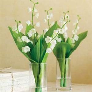 realisez une composition florale printanniere With affiche chambre bébé avec bouquet de fleurs muguet