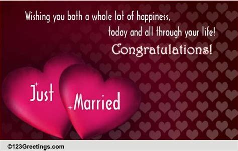 wishing     married ecards greeting cards