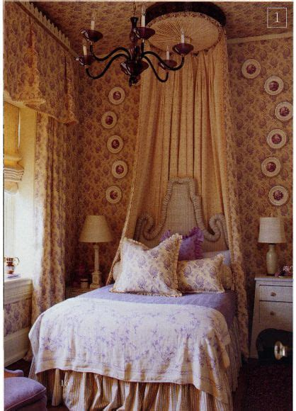 French Provincial Twin Bed Canopy