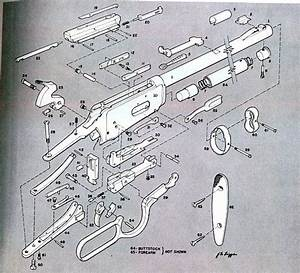 Winchester Model 94 Parts Diagram