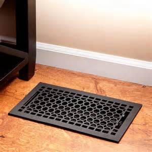 signature hardware honeycomb cast iron floor register ebay
