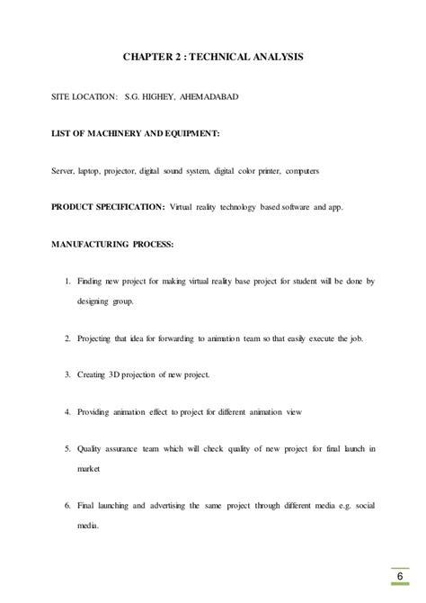 Entrepreneurship Business idea feasibility project report