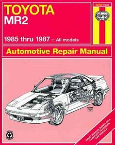 Haynes Repair Manual 2000 Toyota Camry