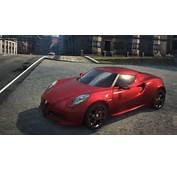 IGCDnet Alfa Romeo 4C In Need For Speed Most Wanted