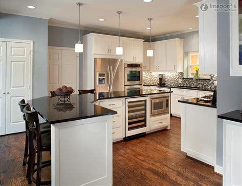small open kitchen ideas best open kitchen designs plan for luxury semi open