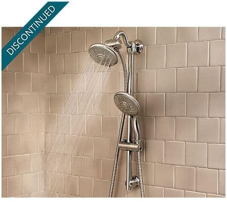 Pfister Handheld Shower - brushed nickel handheld showers 016 hh5k pfister faucets