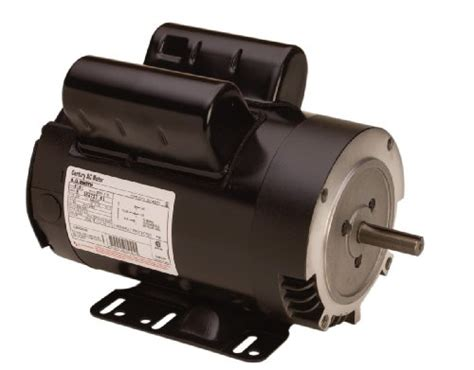 Electric Motor Store by Century C215 Cap Start C 56c Frame 2 Hp 1725 Rpm