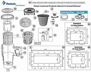 Pentair American Products Admiral In