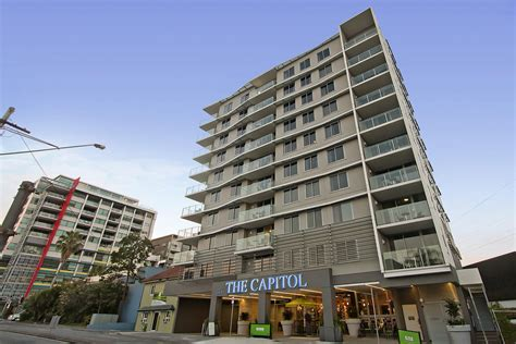 The Capitol Apartments, Brisbane, Australia