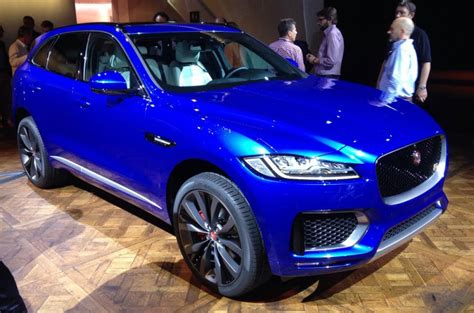 jaguar  pace revealed full pictures  details