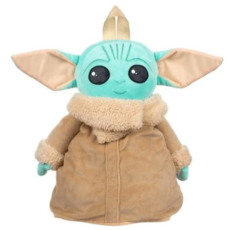 This Baby Yoda Backpack Is The Cutest Bag In The Galaxy