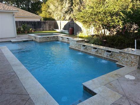 Pool Design by Houston Pool Design Gallery