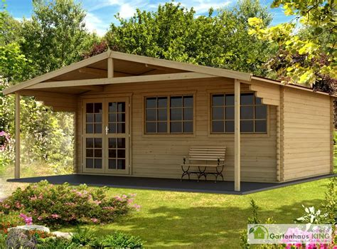 Gartenhaus Norwegen 11 Gartenhauskingde