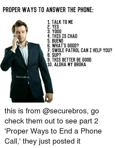 ways to answer the phone chad memes of 2017 on me me chads