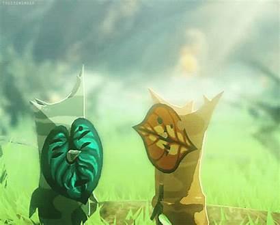 Link Botw Koroks Zelda Legend Epic Breath