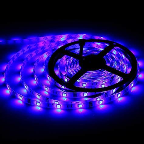 colored led lights bmouo 2 reels 12v 32 8ft waterproof rgb led