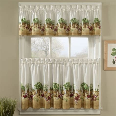 cantonniere pour cuisine kitchen valance curtains curtains blinds