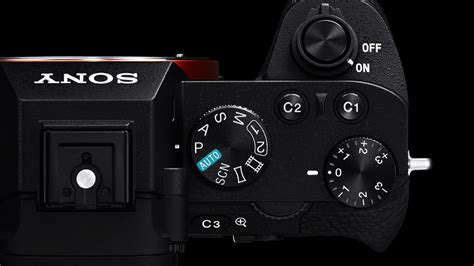 sony  ii mirrorless camera   axis  body