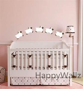 pas cher nurseries moutons wall sticker bricolage moutons With déco chambre bébé pas cher avec livraison de fleurs gratuite