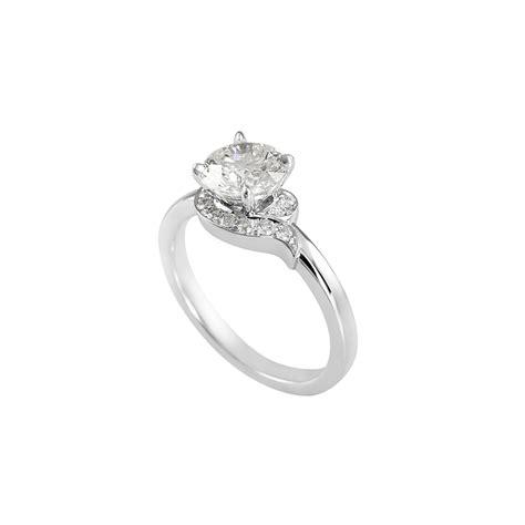 kylie romantic engagement ring cynthia britt