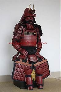Akai Oni Samurai Armor