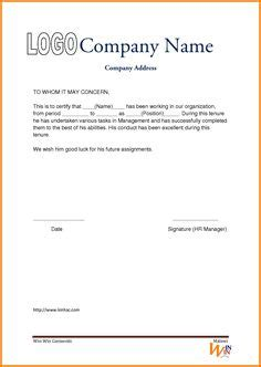 Certification Resume Sle by Experience Certificate Sle Format Quotes