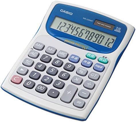 Casio Desk Calculator by Casio Casio Desk Calculator Business Calculator Type