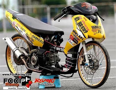 modifikasi motor yamaha mio nouvo drag race modifikasi motor matic