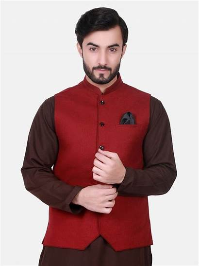 Mehndi Dresses Pakistan Boys Waistcoat Combination Boy