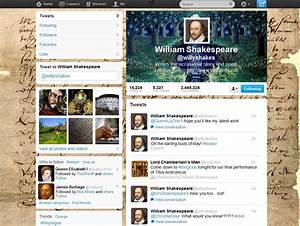 Choose a fake twitter template choose awesome for Fake twitter template