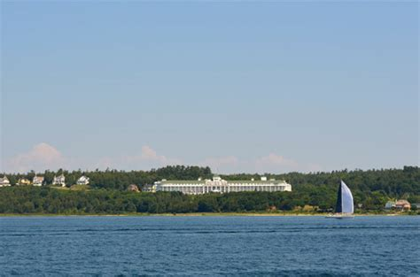 Boat Ride From Chicago To Mackinac Island by Visiting Mackinac Island Novel Benedictions