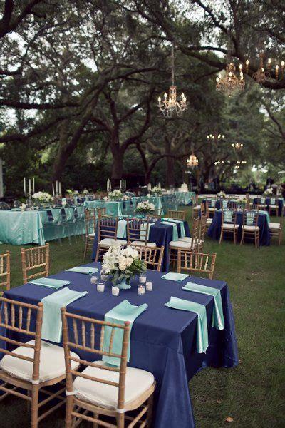 blue  teal reception decor ooh  wedding