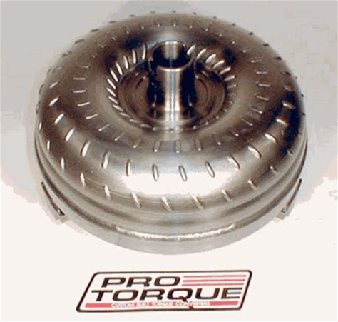 pro torque  stall converter   challenger charger
